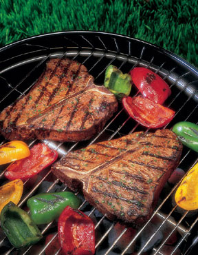 Grilling in the Parking Lot